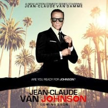 Jean-Claude Van Johnson: artwork per la comedy firmata Amazon