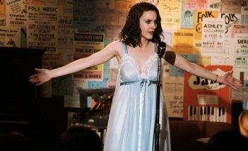 The Marvelous Mrs. Maisel: una scena della commedia Amazon