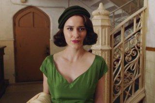 The Marvelous Mrs. Maisel: un'immagine di Rachel Brosnahan