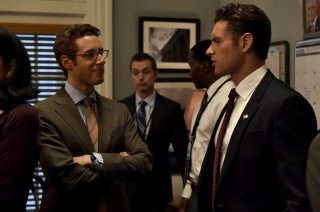Designated Survivor: gli attori Paulo Costanzo e Adan Canto in One Year In