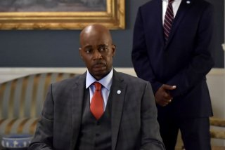 Designated Survivor: l'attore Phillip Jarrett in One Year In