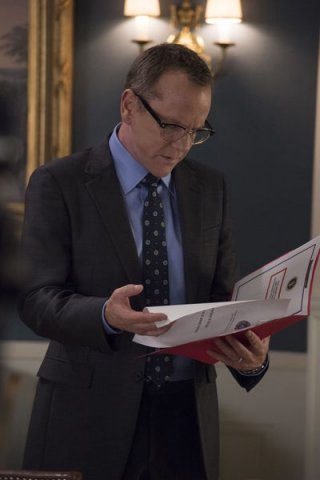 Designated Survivor: Kiefer Sutherland in una foto di One Year In