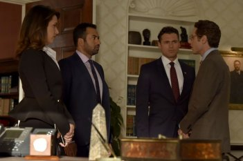 Designated Survivor: Italia Ricci, Kal Penn, Adan Canto e Paulo Costanzo in One Year In