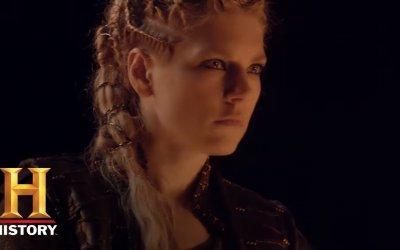 Vikings - Lagertha Teaser Season 5