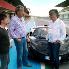 The Grand Tour: Jeremy Clarkson, James May e Richard Hammond