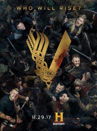Vikings: il poster della stagione 5