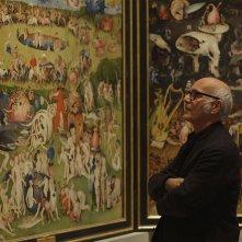 Bosch - Il giardino dei sogni: un momento del documentario