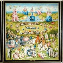 Bosch - Il giardino dei sogni: un'immagine tratta dal documentario dedicato al grande artista olandese