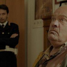 Finché c'è prosecco c'è speranza: Teco Celio e Paolo Cioni in una scena del film