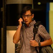 Geostorm: Daniel Wu in una scena del film
