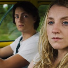 My Name is Emily: Evanna Lynch e George Webster in una scena del film