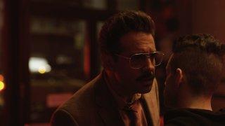 Mr. Robot: Bobby Cannavale in una scena