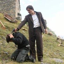 Una questione privata: Luca Marinelli in un momento del film