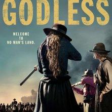 Godless: la locandina della serie