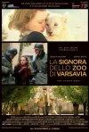 Locandina di La signora dello zoo di Varsavia