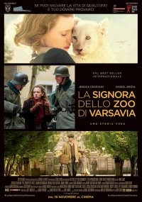 La signora dello zoo di Varsavia in streaming & download