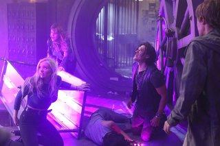 The Gifted: una scena d'azione nell'episodio RX