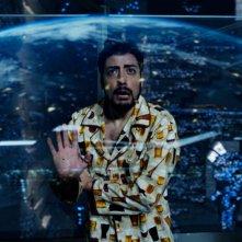 Addio fottuti musi verdi: Ciro Priello in un momento del film