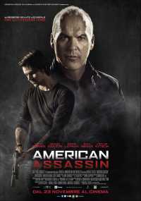 American Assassin in streaming & download