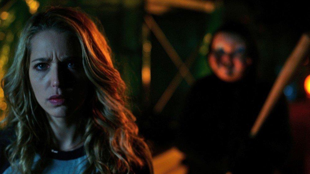 Auguri per la tua morte: Jessica Rothe in un'immagine del film