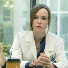 Flatliners - Linea mortale: Ellen Page in una scena del film