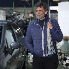 Gramigna: Enrico Lo Verso sul set del film