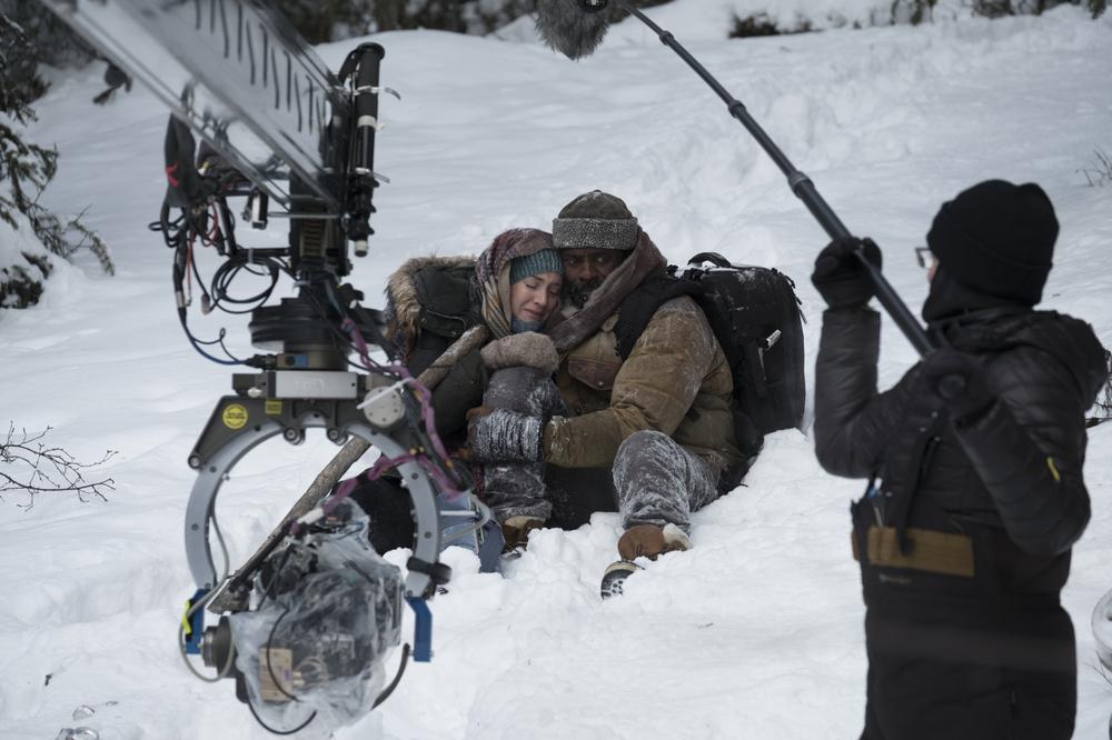 Il Domani Tra Di Noi Idris Elba Kate Winslet Set