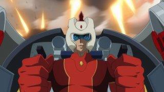 Mazinga Z Infinity: un momento del film animato