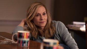 The Big Sick: Holly Hunter in una scena del film