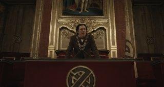 The Broken Key: Michael Madsen in una scena del film