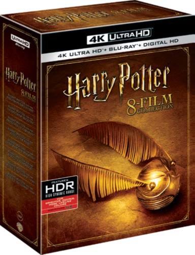 Harrypotter 8K