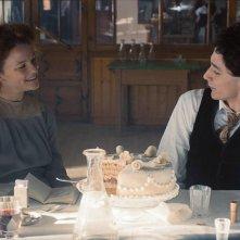 Egon Schiele - Death and the Maiden: Noah Saavedra e Valerie Pachner in un'immagine tratta dal film