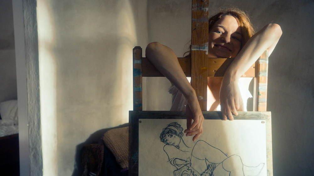 Egon Schiele Valerie Pachner