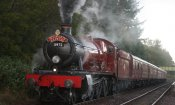 Harry Potter: una famiglia salvata dall'Hogwarts Express!