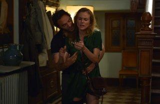 All That Divide Us: Diane Kruger in un momento del film