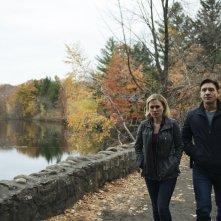 Bellevue: Anna Paquin e Shawn Doyle in una scena
