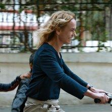 Catch the Wind: Sandrine Bonnaire in una scena del film
