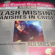 The Flash: un fotogramma del pilot