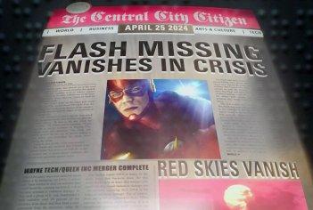The Flash: un fotogramma del pilot
