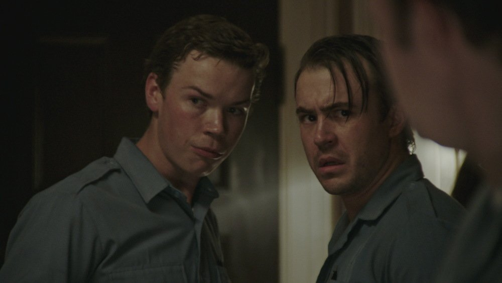Detroit: Will Poulter e Ben O'Toole in una scena del film