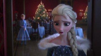 Frozen - Le avventure di Olaf: un momento del corto animato