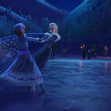 Frozen - Le avventure di Olaf: una scena del corto animato
