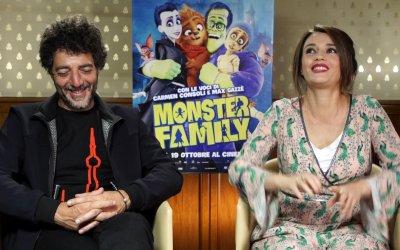 """Gazzè e Consoli voci di Monster Family: """"Il vero mostro è chi, nel 2017, non concede affitti ai meridionali"""""""