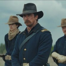 Hostiles: Christian Bale in un momento del film