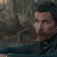 Hostiles: Christian Bale in un'immagine tratta dal film
