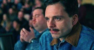 I, Tonya: Sebastian Stan in una scena del film