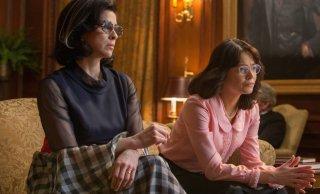 La battaglia dei sessi: Emma Stone e Sarah Silverman in una scena del film