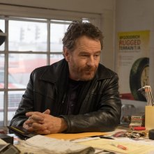 Last Flag Flying: Bryan Cranston in un momento del film