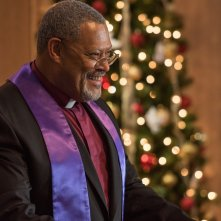 Last Flag Flying: Laurence Fishburne in una scena del film