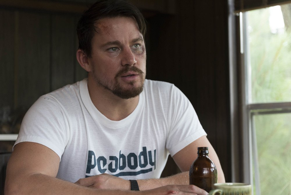 Logan Lucky Channing Tatum